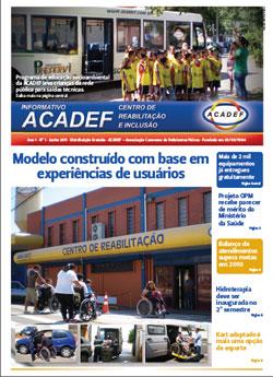 Informativo ACADEF