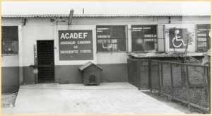foto do prédio na Rua Bandeirantes
