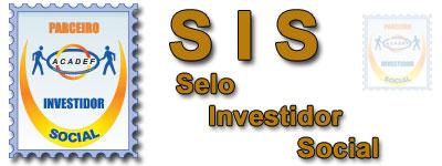 banner selo investidor social