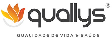 logo QUALLYS QUALIDADE DE VIDA & SAÚDE