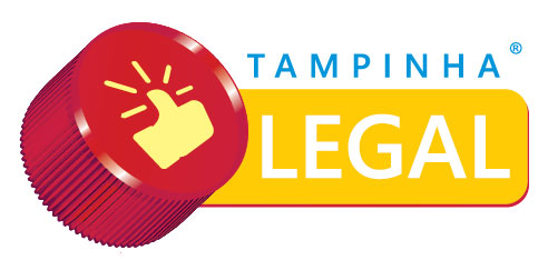 Logo Tampinha  Legal