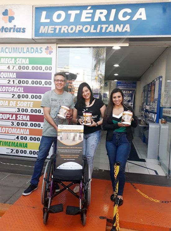 Lotérica Metropolitana