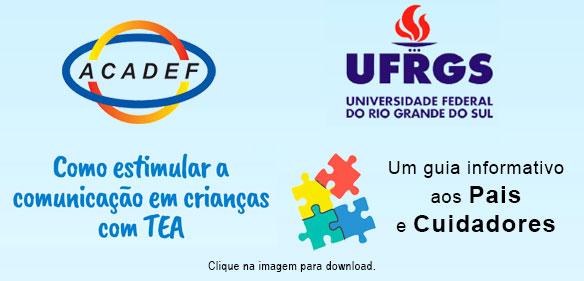 Banner da Comunicação em crianças com TEA E-book